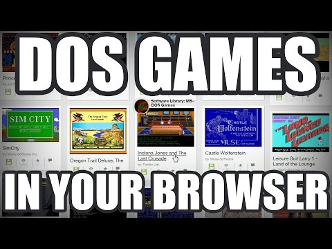 LGR - Archive.org DOS Game Library