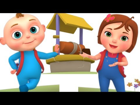 Jack And Jill Went Up The Hill | TooToo Songs & Rhymes | Nursery Rhymes & Kids Songs