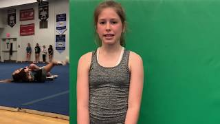 "Angie's Success Story - ""I Got My Back Handspring..."""