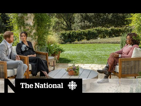 Prince Harry, Meghan reveal struggles behind royal rift in O