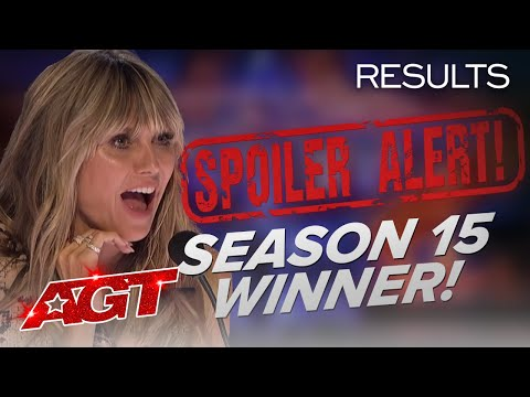 THE WINNER IS... - America's Got Talent 2020