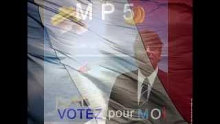 """MP5 : """"Votez Pour Moi ...""""  Version 1 ....  LE CLIP"""