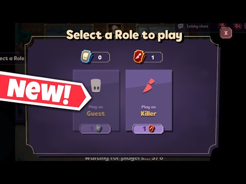Suspects - Killer Role Ticket Gameplay - Finn (Best Moments)