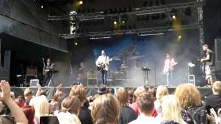 Pariisin kevät - Kesäyö - Qstock Oulu 28.7.2012