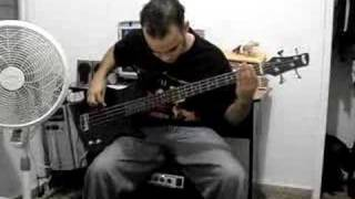 Gualbert Menéndez Celtic Frost Innocence & Wrath Bass Cover
