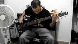 Gualbert Menéndez Celtic Frost Innocence & Wrath Bass Cover