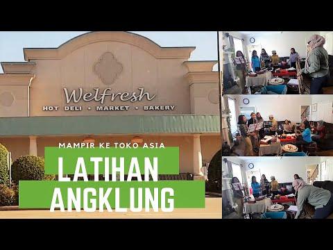 Hangouts | Asian Store Di Houston | Latihan Angklung 2021