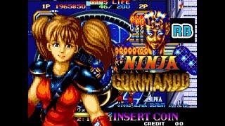 1992 [60fps] Ninja Commando Rayar 3153150pts ALL
