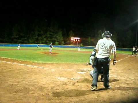 Harrison Bourg Hits Home Run at 2012 Playoffs Chelsea Alabama.MOV
