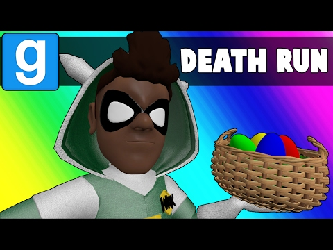 Thumbnail: Gmod Deathrun Funny Moments - Easter Map! (Garry's Mod)