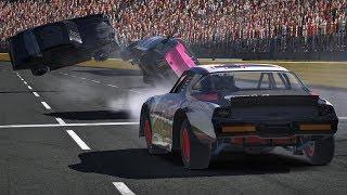 Wreck Avoidance Level: Over 9000 | iRacing Street Stocks @ Charlotte Motor Speedway