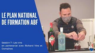 Association des Barmen de France - Plan National de Formation 2021 : 7e session avec Richard !
