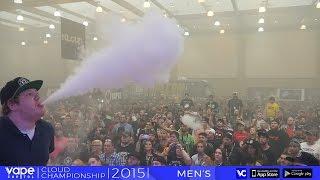 VC Cloud Championships - Vapecon Tennessee - Men's Cloud