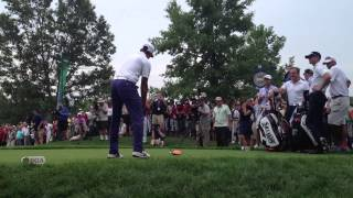 Rickie Fowler | Long Drive Competition