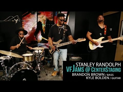 vfJams #3 with Stanley Randolph, Brandon Brown & Kyle Bolden