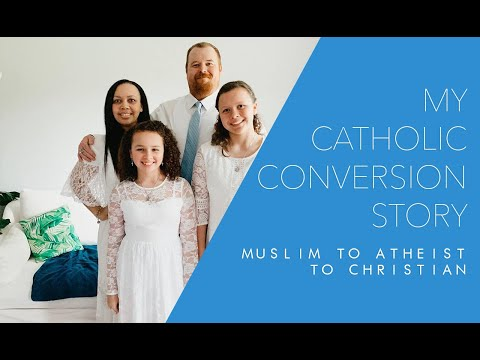 My Catholic Conversion Story