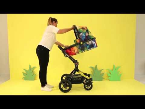 Cosatto Бебешка количка Oooba SPECTROLUXE #Wx59NXdNCw4