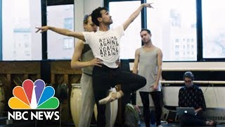 Dancing In Drag: All Male Ballet Redefines Gender Roles | NBC News