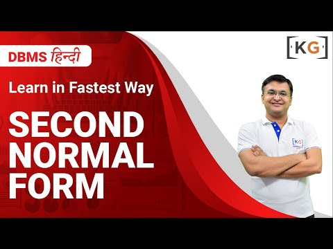 Part-10.1 | Reason for second normal form in dbms in hindi 2 nf in dbms with example