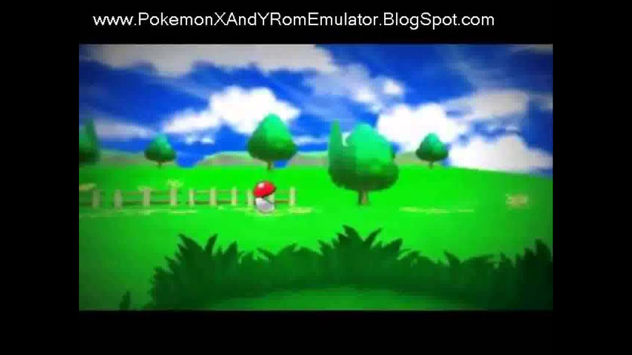 download pokemon x and y rom for desmume