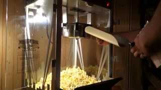 Movie Theater Popcorn Machine 8 Ounce!
