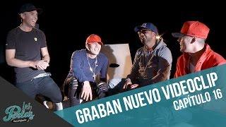 Dash y Cangri graban un nuevo videoclip | Los Perlas