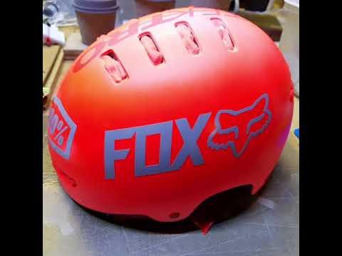 DIY MTB Helmet