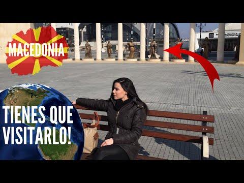 UN PAIS MUY DESCONOCIDO | Macedonia