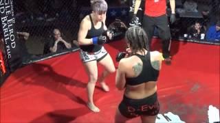 VALOR Fights 20: Annie DeCrescente vs. Alexa Tarallo