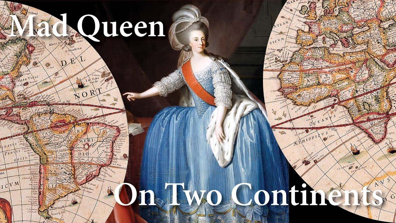 Queen Maria I of Portugal & Brazil