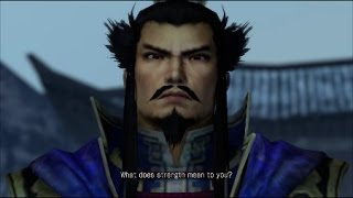 dynasty warriors 8 part 6 what dose strength mean to you