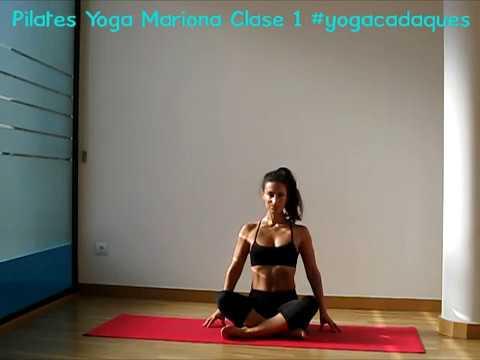 Pilates-Yoga Mariona Cadaques Clase 1