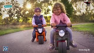 Bébitaxi kismotor Sport Bike BIG elektronikus dudá