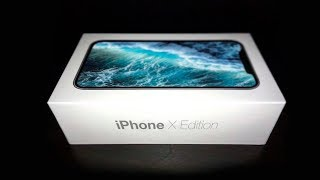 iPhone X edition