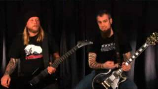 IN FLAMES Lesson Zombie Inc SoloClean