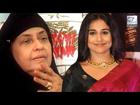 Vidya Balan Opts Out Of Kamala Surayya's biopic