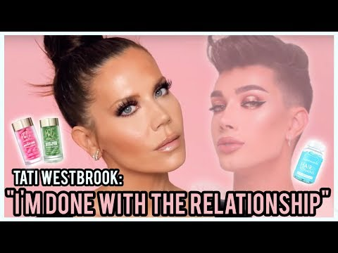 """TATI WESTBROOK BREAKS HER SILENCE...""""I'M DONE WITH THE RELATIONSHIP"""" EXCLUSIVE"""