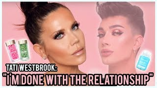 "TATI WESTBROOK BREAKS HER SILENCE...""I'M DONE WITH THE RELATIONSHIP"" EXCLUSIVE"