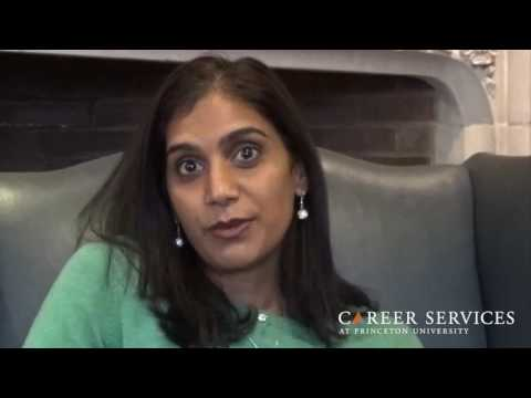 The order part of the law and order   Asha Rangappa '96