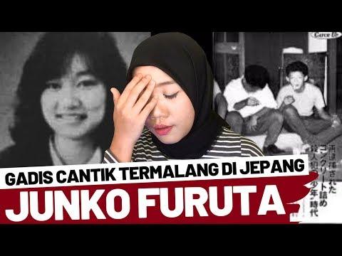 GADIS CANTIK TERM4LANG DI JEPANG | JUNKO FURUTA