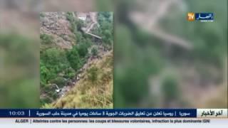 بجاية : مقتل 4 أشخاص و جرح إثنين في حادث مرور خطير