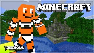 Finding Our FIRST Jungle Temple! (Minecraft #23 LIVE 🔴 )
