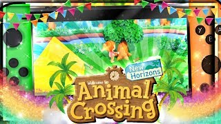 ➤ANIMAL CROSSING SWITCH ❰New Horizons❱ : A QUOI S'ATTENDRE ? [Analyse/Infos]