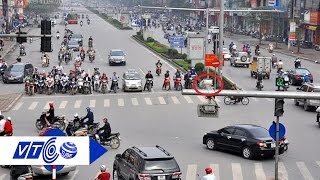 'Mắt thần' phát hiện 4200 vi phạm giao thông | VTC