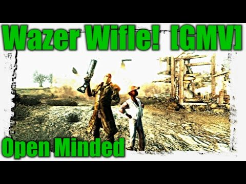 Wazer Wifle! - Open Minded - Fallout 3 Rap (Official Music Video) [GMV] - Wazer Wifle! - Open Minded - Fallout 3 Rap (Official Music Video) [GMV]