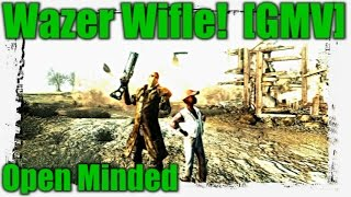 Wazer Wifle! - Open Minded - Fallout 3 Rap (Official Music Video) [GMV]