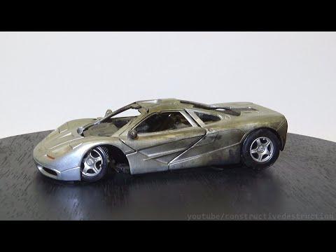 Scrapyard Diecast Model Cars || Part 2