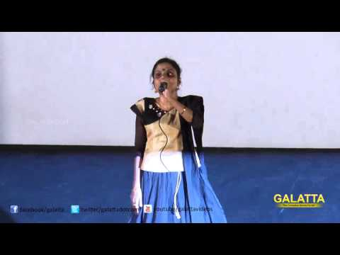 Vaikom Vijayalakshmi's heart touching performance