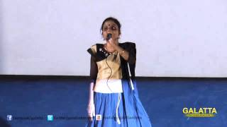 Vaikom Vijayalakshmi's heart touching performance