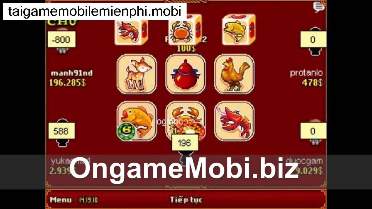 Ongame Mobi – Tải game đánh bài Ongame